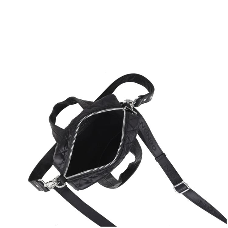 Kviltet taske