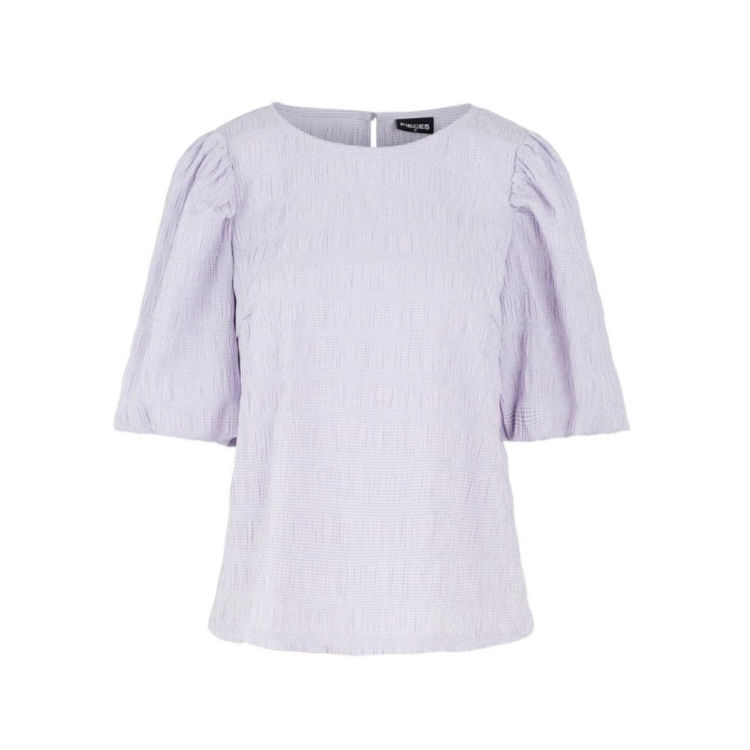 Pcgale ternet bluse m. puff