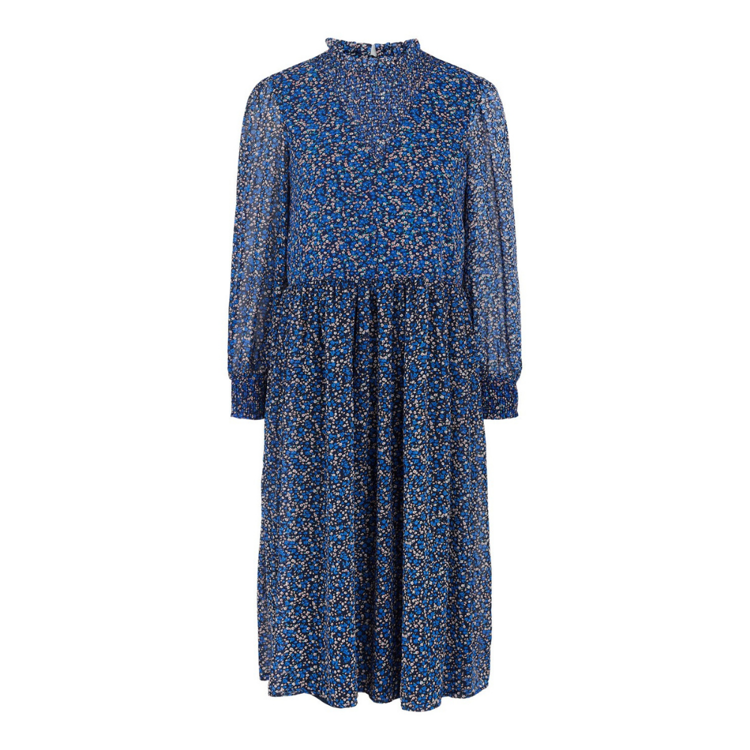 Pctille midi kjole