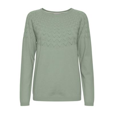 Frpeganic pullover