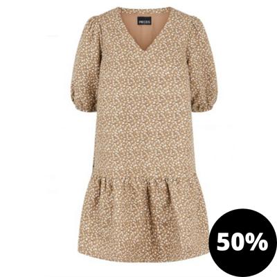 Pckakoon quiltet kjole