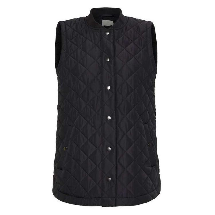 Kamaria quiltet vest