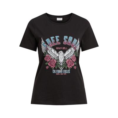 Vivulkan t-shirt m. print