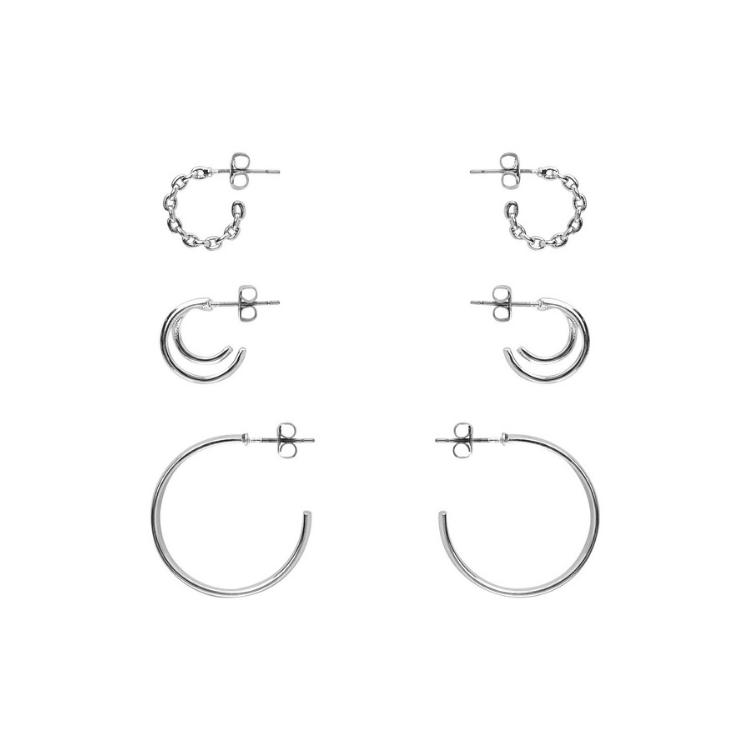 Pcfaria øreringe 3 pak