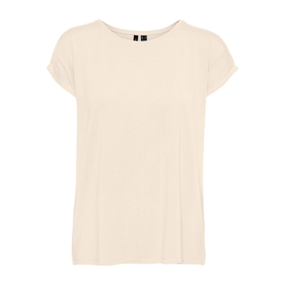 Vmlava plain lurex t-shirt