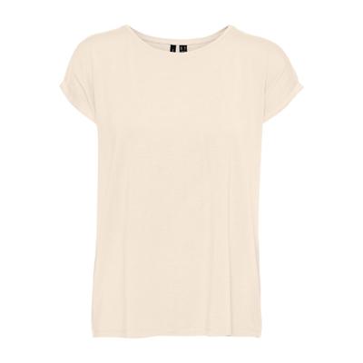 Vmlava plain lurex t-shirt