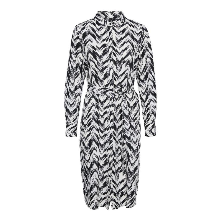 Vmkathrine kjole m. bindebånd