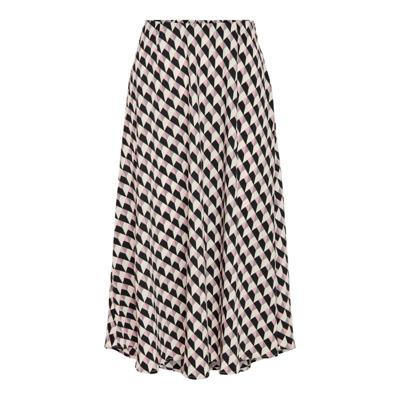 Jdyrina lang nederdel