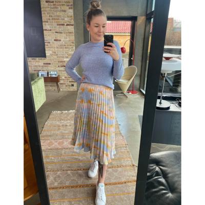 Yaspastila nederdel