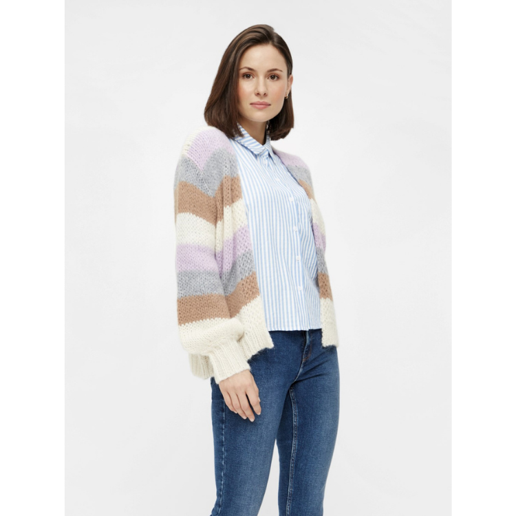 Pclilo knit cardigan