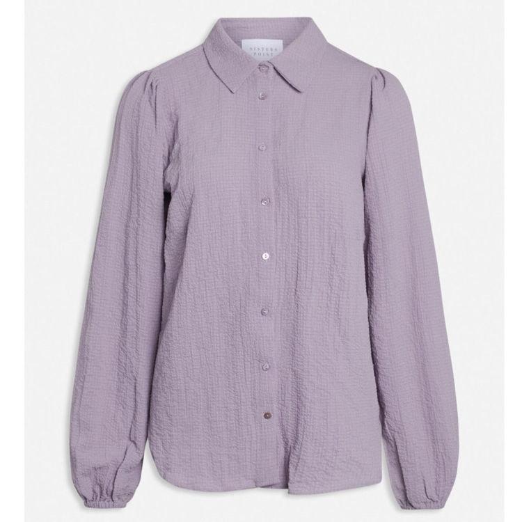 Varia-sh skjorte m. pufærmer