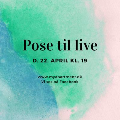 Pose til live d. 22/4