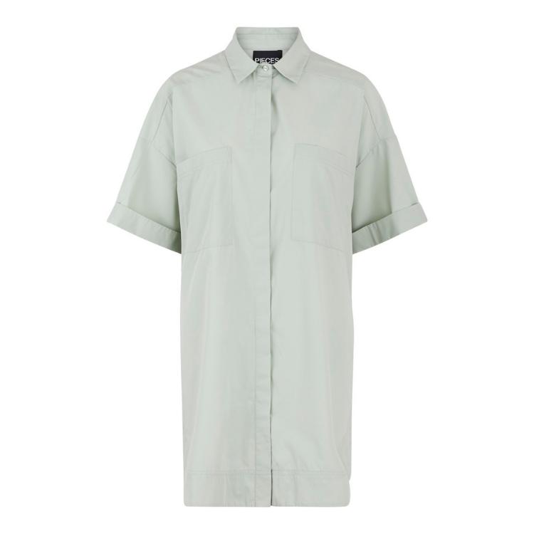 Pcsillu oversized skjorte
