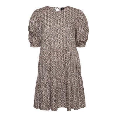 Vmlykke kort kjole