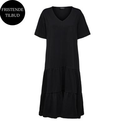 Slfreed midi kjole