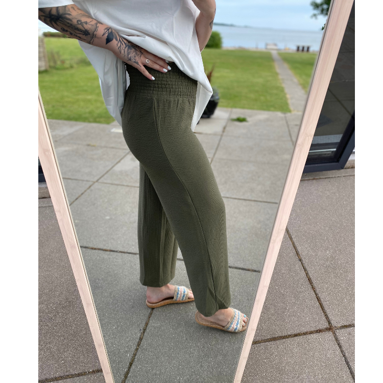 Pccurli højtaljede bukser