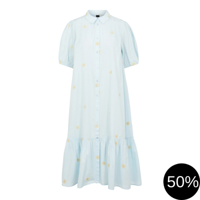 Yasfieldflower kjole