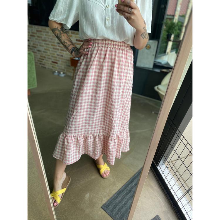 Oclilla midi nederdel