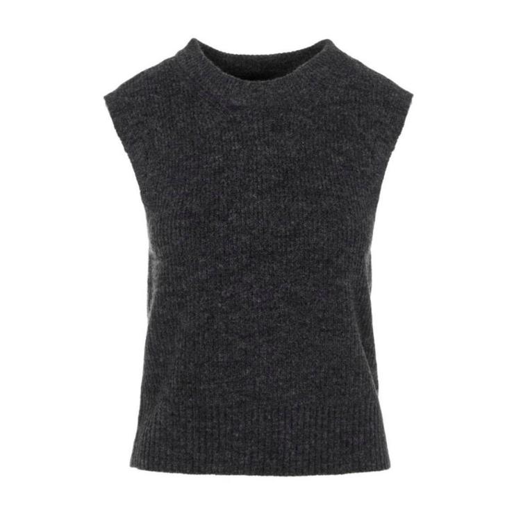 Pcellen O-neck vest